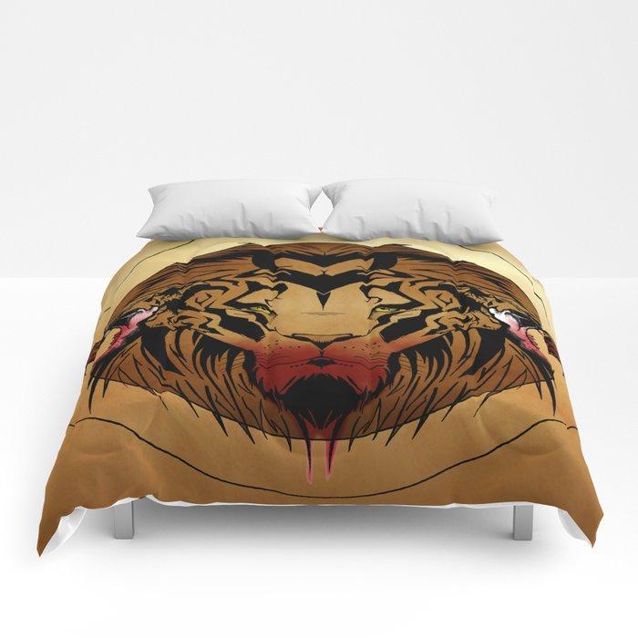 wildlife unleashed Comforters
