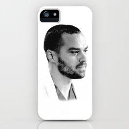 Jackson Avery iPhone Case