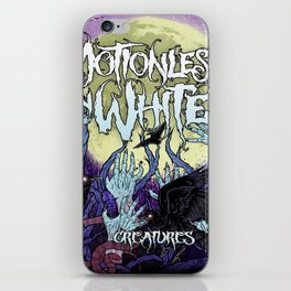 MIW Creatures iPhone Skin