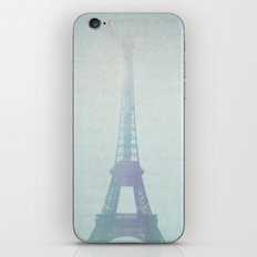 Letters From Paris iPhone & iPod Skin