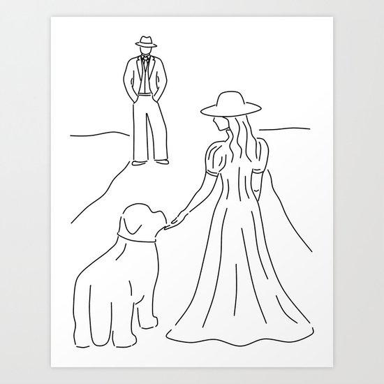 Package Deal Art Print