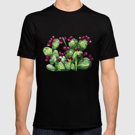 Prickly, Prickly Pear Cactus T-shirt