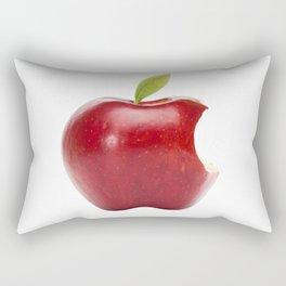 Apple Logo Rectangular Pillow