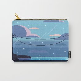 Sea Side Road Carry-All Pouch
