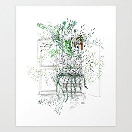 Placard Art Print
