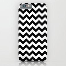 Chevron (Black/White) iPhone 6 Slim Case