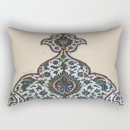 Arabesque pattern Rectangular Pillow