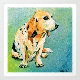 Stella! Art Print