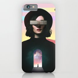 Them and Me iPhone Case