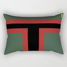 Star Wars - Boba Fett Rectangular Pillow