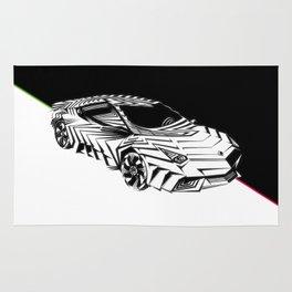 ///Lamborghini NuReventón XREEM\\\ Rug