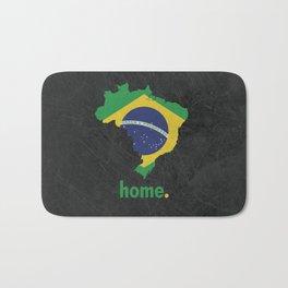 Brazil Proud Bath Mat