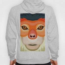 Red Shanked Douc Hoody