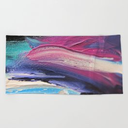 Spectra Beach Towel