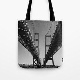 Bridges - Tacoma, WA Tote Bag