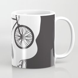Bikehead Coffee Mug