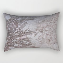 Fragmentation Rectangular Pillow