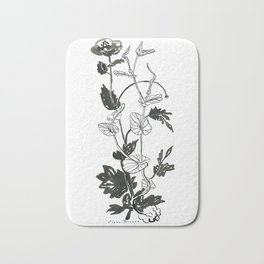 Aristolochia rotunda Bath Mat