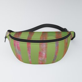 Green Passage Fanny Pack