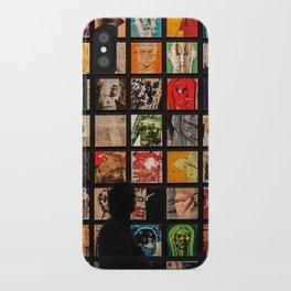 Silhouette 2 iPhone Case