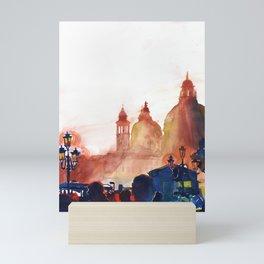 Chiesa di Santa Maria della Presentazione Mini Art Print