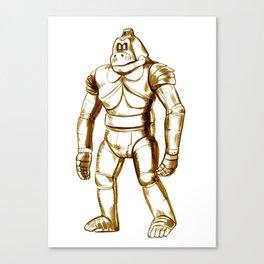 Mecha Kong Canvas Print
