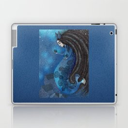 The Seal Woman Laptop & iPad Skin