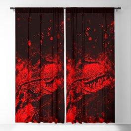 tyrannosaurus rex wsrb Blackout Curtain