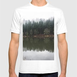 Lost In The PNW T-shirt