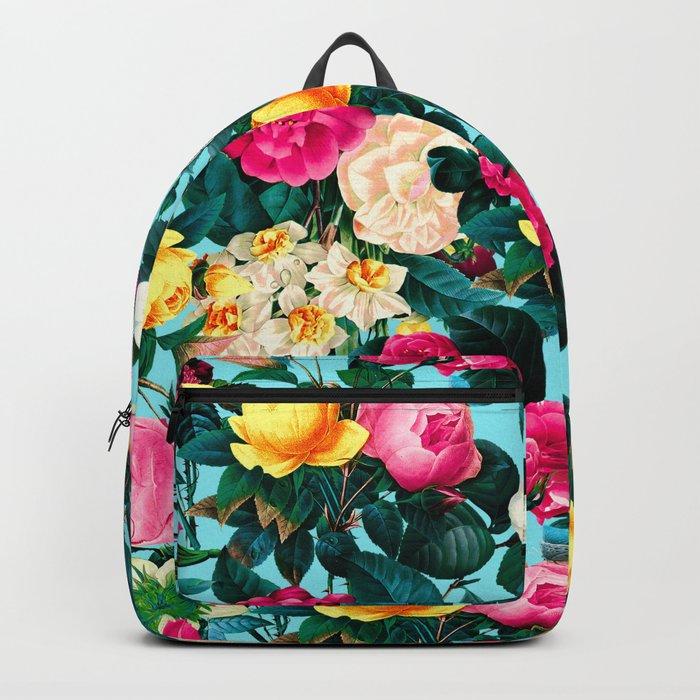 VINTAGE GARDEN II Backpack