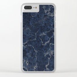 Stone Texture Surface 21 Clear iPhone Case