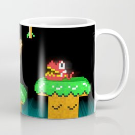 Inside Donkey Kong Junior Coffee Mug