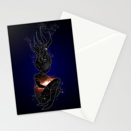 Mother of the Universe Stationery Cards