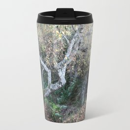 A tree says.. Travel Mug