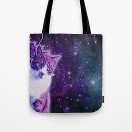 Galaxy Catz Tote Bag