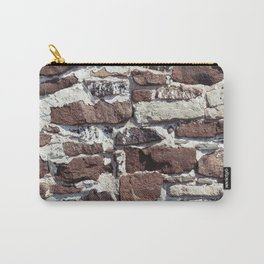 BRICK - WALL - TEXTURE - PHOTOGRAPHY Carry-All Pouch