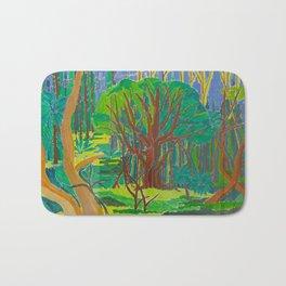 Il Bosco (The Forest) Bath Mat