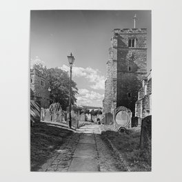 All Saints Church and Collegiate Buildings Poster