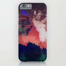 False Colored Eyes iPhone 6s Slim Case