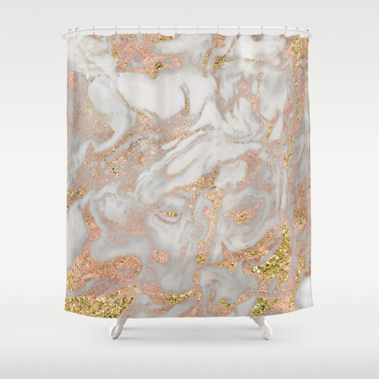 Swirl Shower Curtain From Bed Bath Beyond
