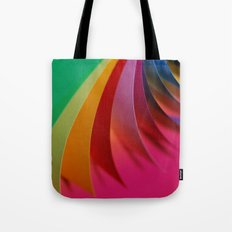 Colorful Paper Tote Bag