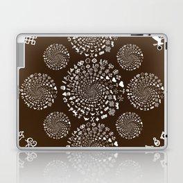 Coffee Lovers Mandala Laptop & iPad Skin