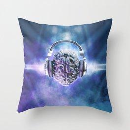 Cognitive Discology Throw Pillow