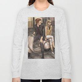 ChloNath - Getaway Long Sleeve T-shirt