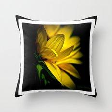 Just a flower Throw Pillow