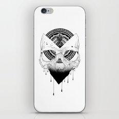 Enigmatic Skull iPhone & iPod Skin