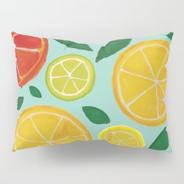 Citrus Delights Pillow Sham