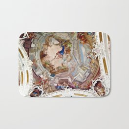 European Cathedral Bath Mat