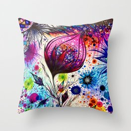 Surround Throw Pillow