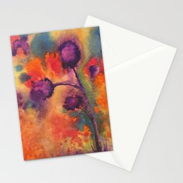 Flowers 1976 Stationery Cards